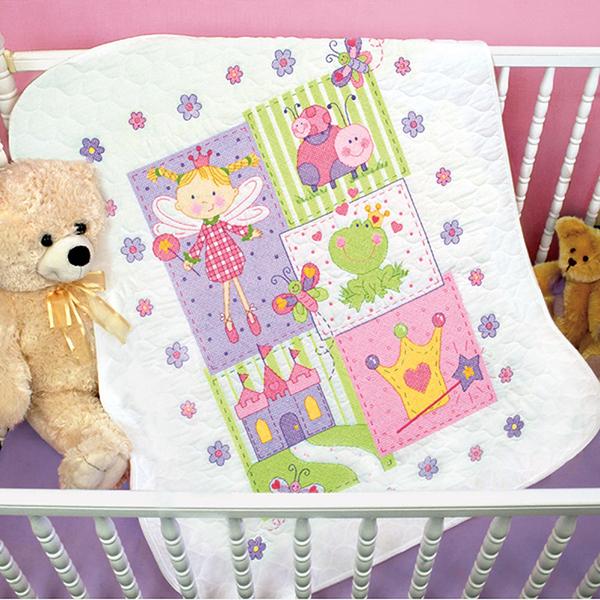 Вышивки для детского одеяла
