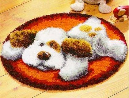 Мастер класс вышивка в ковровой технике