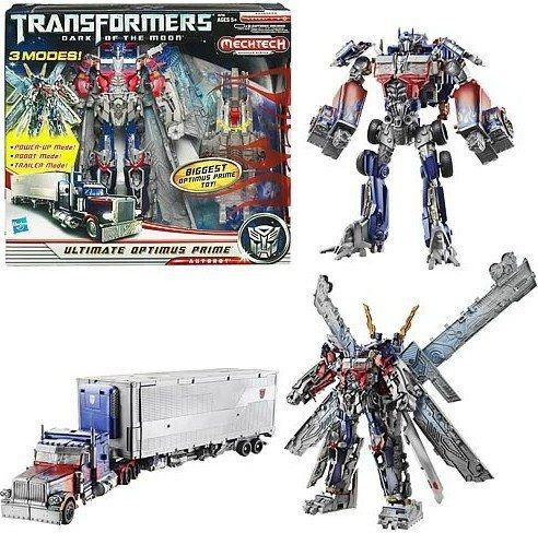 ����� ����������� ����� �������  ����� Optimus Prime Hasbro