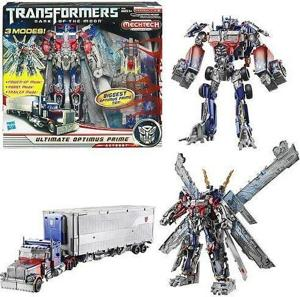 Трансформер Лидер Оптимус  Прайм 28748 Optimus Prime Hasbro