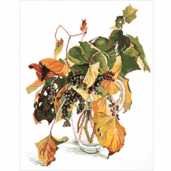 Набор для вышивания Fujico (Фуджико) Дикий виноград