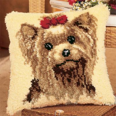 ковровая техника вышивания