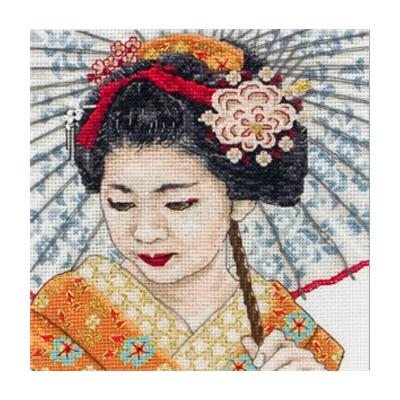 Портрет гейши 5678-5031