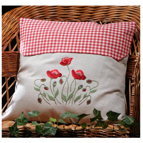 Наборы для вышивки наволочек на подушки
