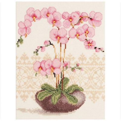 крест Vervaco Орхидея и