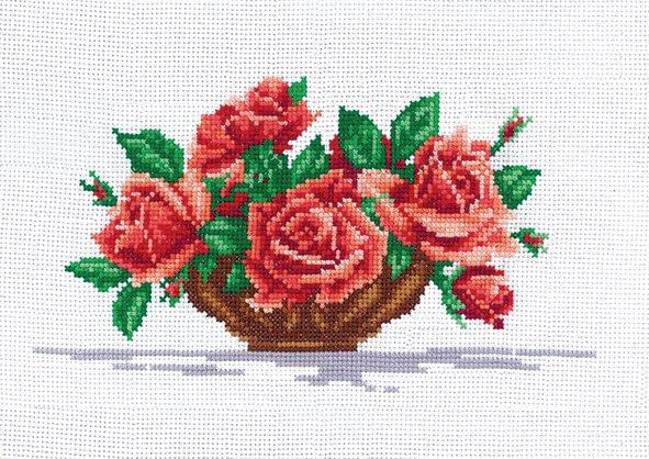 Наборы своими руками розы