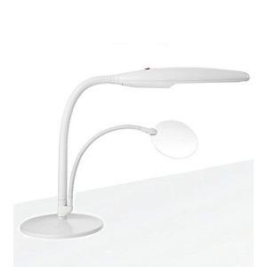 Настольная лампа с лупой D23020 Daylight E23020-01