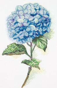 Набор для вышивания 'PANNA' Ц-1988 'Голубая гортензия'