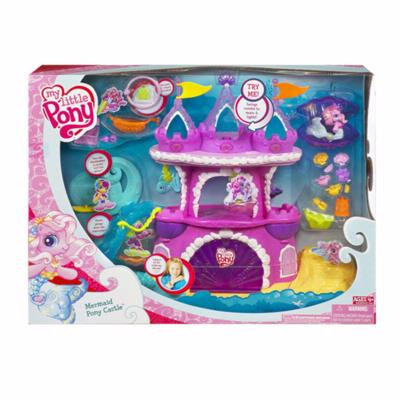 Замок Пони-Русалочки. My Little Pony. арт 94557 Hasbro